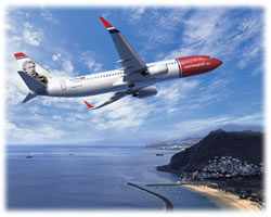 Norwegian Air ShuttleASA