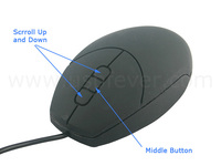 Mouse USB Waterproof